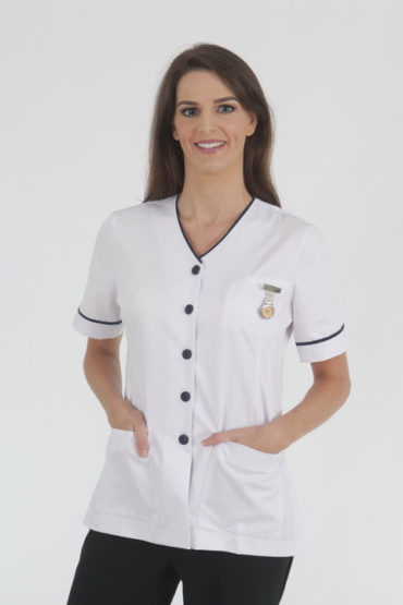 Karla Trimmed Tunic