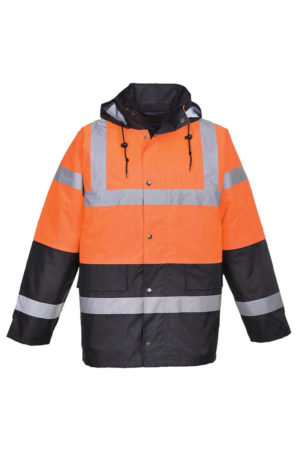 TWO TONE HI VIS JACKET