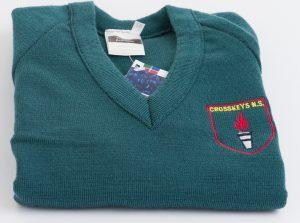 Crosskeys St Marys Knit Jumper