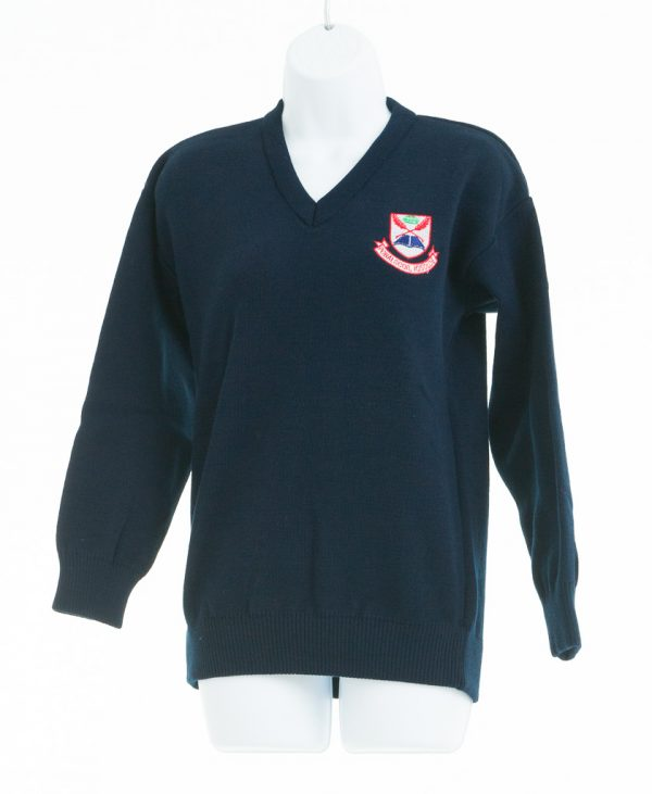 Pobailscoil-Palmerstown-Junior- Knit Jumper