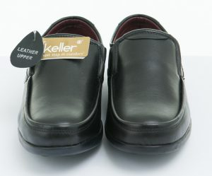 Boys-Shoes-Dr-Keller-Slip-on-Black-Leather