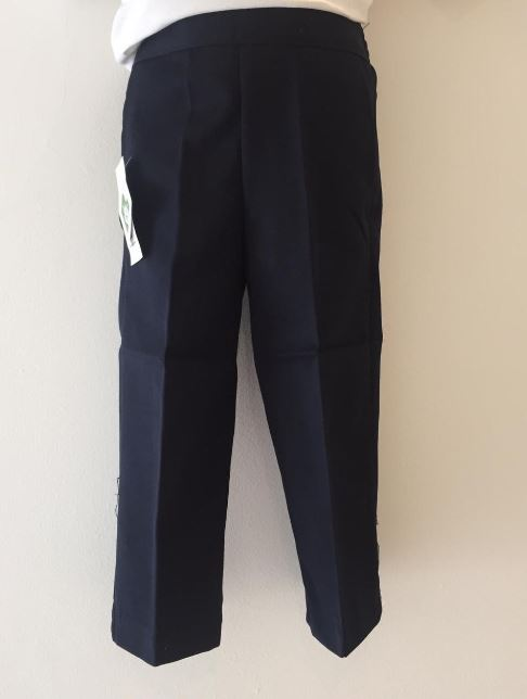 Generic Trousers Pull Up Navy 1