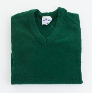 Knit Jumper - Green