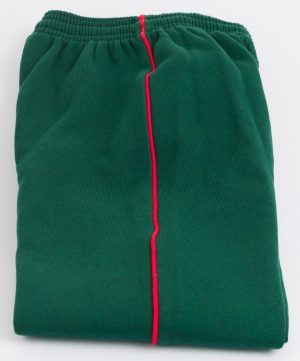 Mary-Help-of-Christians-Tracksuit-Bottoms-Green