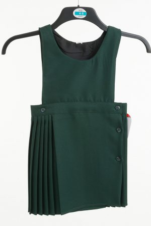 Pinafore-Bib-Top-Green