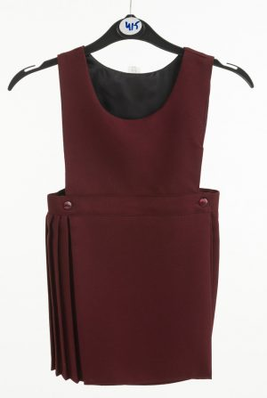 Pinafore-Bib-Top-Wine