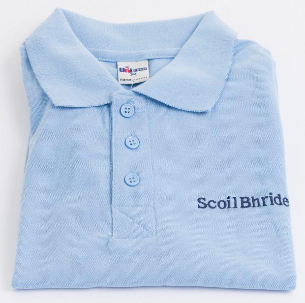 St-Brigids-Blanch-Polo-Shirt