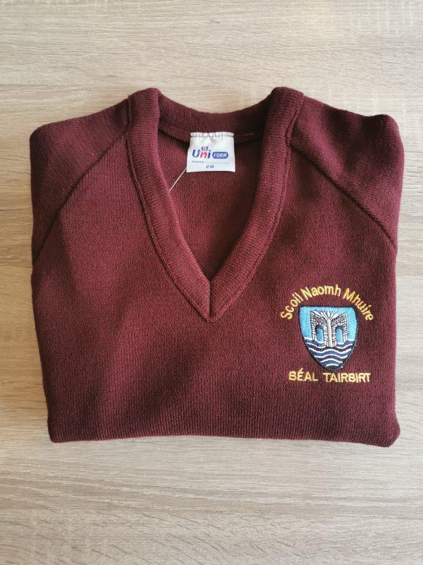 St-Marys-Boy-Belturbet-Knit-Jumper