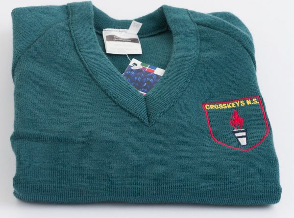 Crosskeys St Marys Knit Jumper