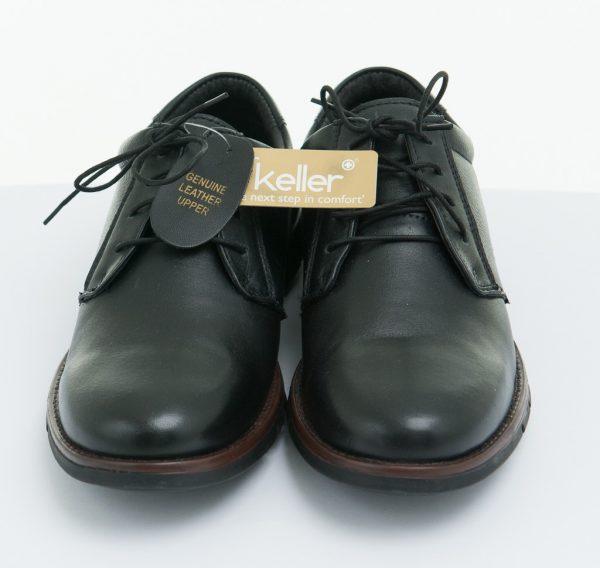 Boys-Shoes-Dr-Keller-Lace-Up-Black-Leather
