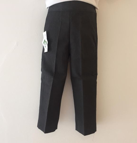 Generic Trousers Pull Up Grey 1