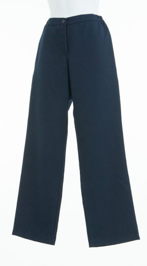 Girls Trousers Navy