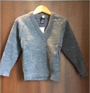 Knit-Jumper-Grey