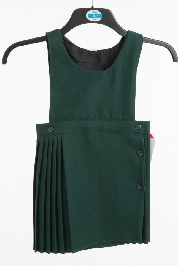 Pinafore-Bib-Top-Green