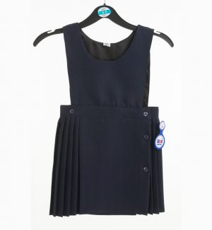 Pinafore-Bib-Top-Navy