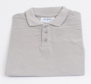 Polo Shirt Grey