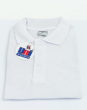 Polo-Shirt-White