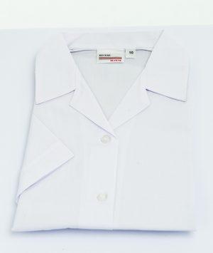Shirt-Blouse-Revere-White