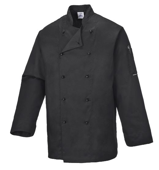 C834-CHEF-JACKET-LS-BLACK