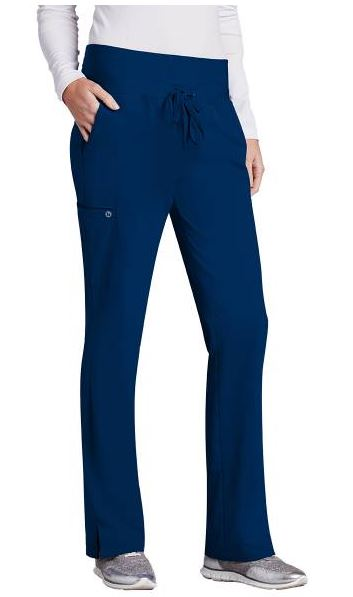 Barco-One-Mid-Rise-Scrub-Trousers-5206-Navy
