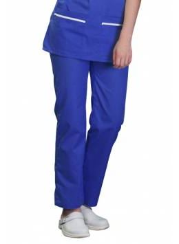 Key-Trimmed-Scrubs-Trousers-501PRE-Royal-Blue